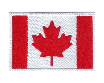 NEW CANADA Country Flags Friendship Iron On PATCH CREST BADGE . SOUTH KOREA