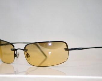 f138886913d EMPORIO ARMANI Circa 1990 Vintage Mens Designer Sunglasses 201 1144 7F 12502