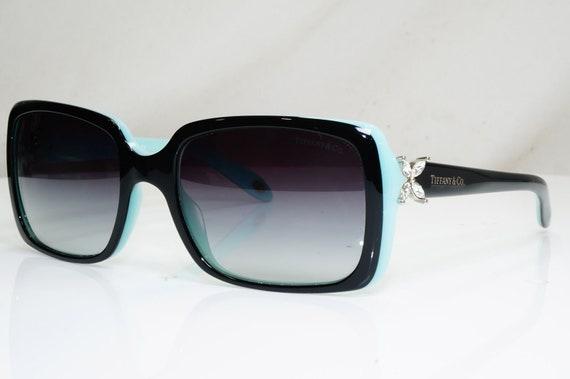 Authentic Tiffany  Co Vintage Sunglasses Crystal F