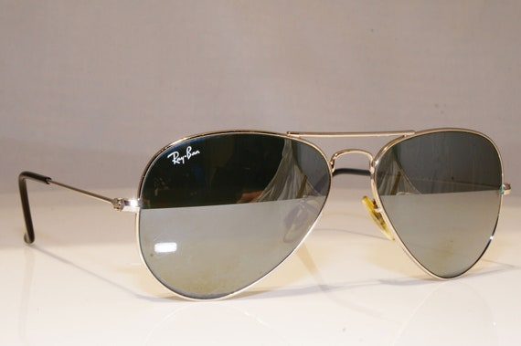 Authentic Vintage Ray-Ban Sunglasses Rb 3025 Aviat