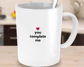 ROMANTIC COFFEE MUGS