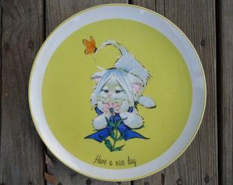 Friendly Greeters Sunshine Plate