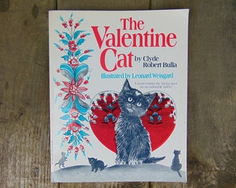 The Valentine Cat Book  1987