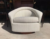 Mid Century Modern Adrian Pearsall Swivel Lounge Chair FREE Continental US Shipping
