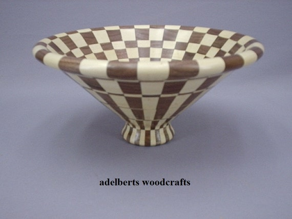 segmented bandsaw bowl,
