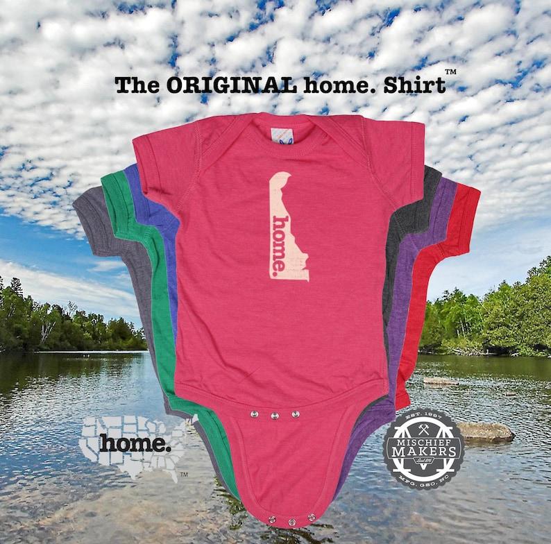 Delaware home Baby Bodysuit