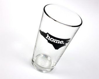 All 50 States Available!!!  Home Pint Glasses