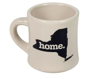 New York home. Ceramic Coffee Mug