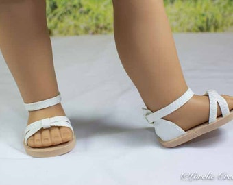 6216646a263ea 18 inch doll shoes   Etsy