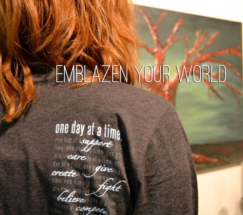 Longsleeve One Day Apparel T-shirt