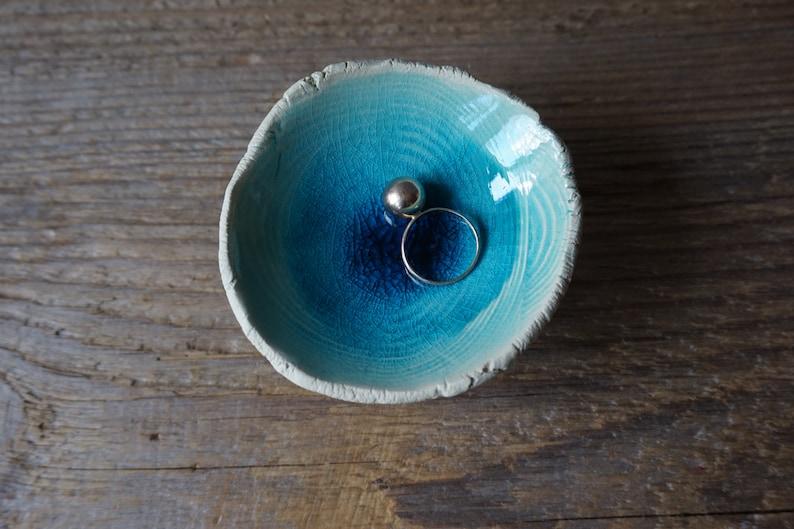 Ring Dish  Jewelry dish  Tea candle holder