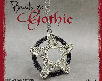 "Claudia Schumann ""Beads go Gothic"" (Beading book)"