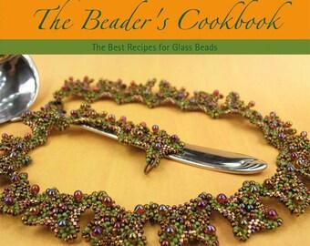 "Sabine Lippert ""The Beader's Cookbook"" (Beading book) Englisch language"