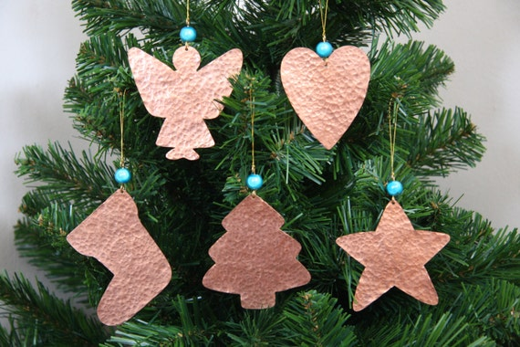 image 0 - Copper Christmas Decorations