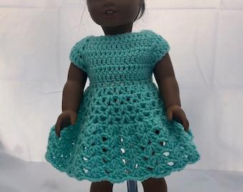 "Doll Dress//A-line Dress//18""//14""-16"""