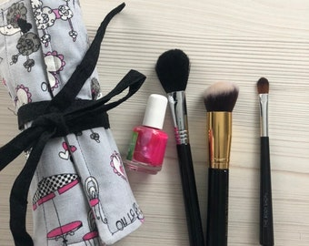 Cosmetic Brush Roll-up