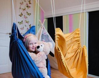 Hamac / hamac enfants / chaise hamac / hamac intérieur / Swing chaise