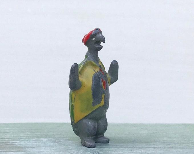 Britain's Cococub Timothy Tortoise Miniature Lead Figure, Cadbury Advertising