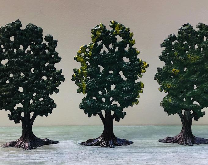 John Hill Miniature Lead Tree, Johillco Britain's Era Farm Garden
