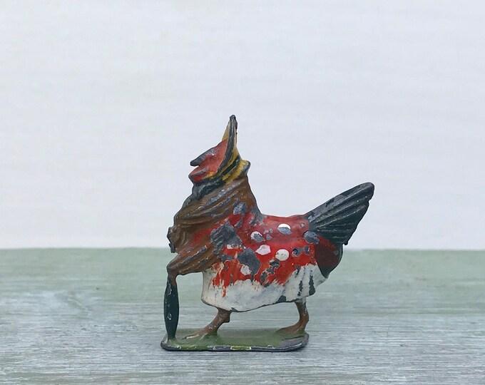 Britains Cococub Chicken Henrietta Fussy Feathers, Cadbury Advertising