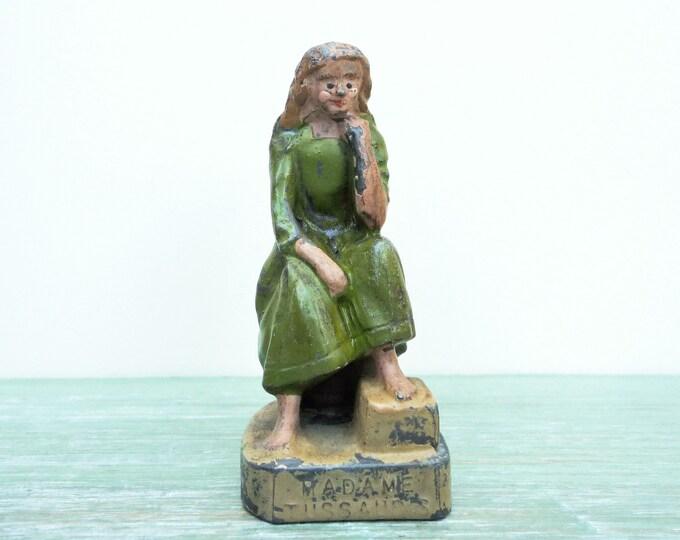 Cinderella Miniature Figurine, Vintage Britain Lead Madame Tussaud 509