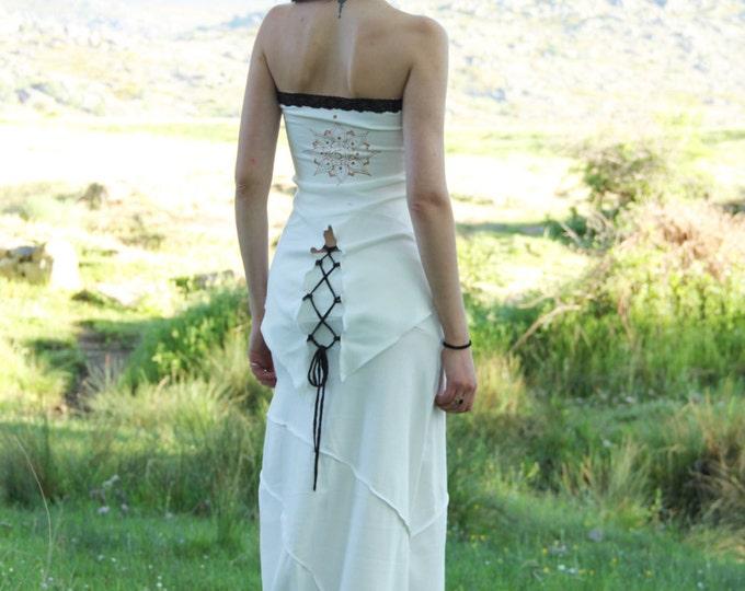 Isis goddes skirt. maxi skirt, long skirt, mandala skirt, faery long skirt, festival skirt, pixie skirt, goddess skirt, bohemian skirt, roma