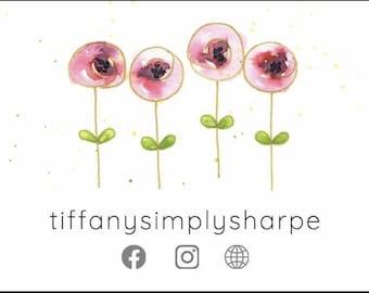 Tiffany Sharpe set