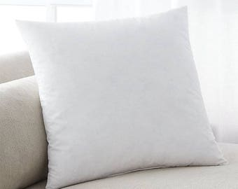 "18""x18"" Feather Down Pillow Insert"