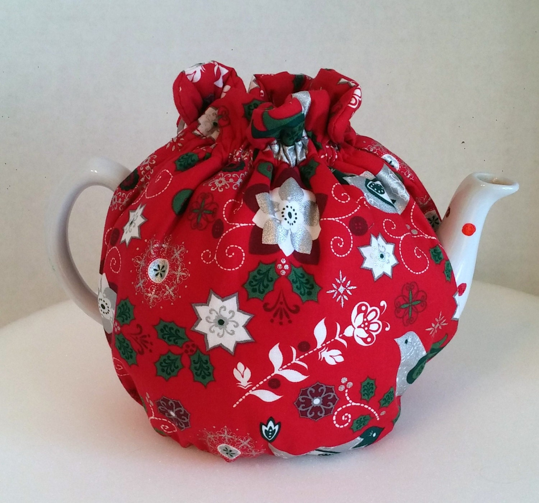 Teekanne gemütlich gemütlich Teekanne mit silbrigen