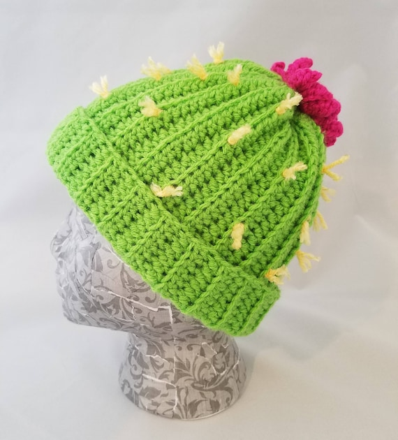 Trendy Cactus Gifts Not A Hugger Cactus Cuffed Beanie Women/'s /& Men/'s Cactus Hat Cute Cactus Knit Hat Funny Introvert Hat