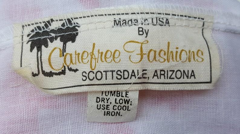 70s prairie skirt by Carefree Fashions Scottsdale Arizona ~ Size ML