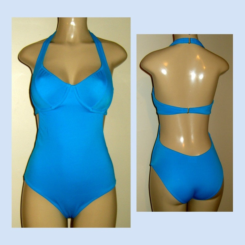 f4b4448f54a Underwire swimsuits one pieces support bathing suits womens