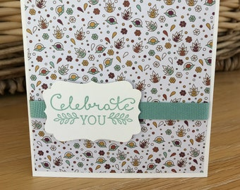 Birthday/Graduation/Special Occasion Card