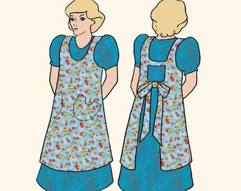 The Ultimate Apron Pattern