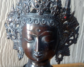 PHRA SOMDEJ LP RARE OLD THAI BUDDHA AMULET PENDANT MAGIC ANCIENT IDOL#270