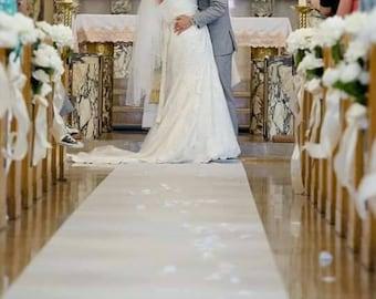 Wedding aisle runner fabric lace etsy wedding aisle runner fabric lace junglespirit Gallery