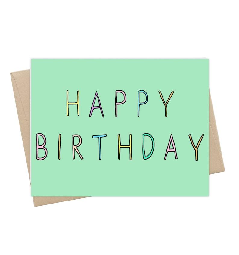 Birthday Card image 0