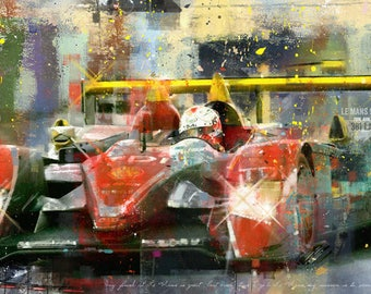 Mr Le Mans - 2008 Audi R10 TDI