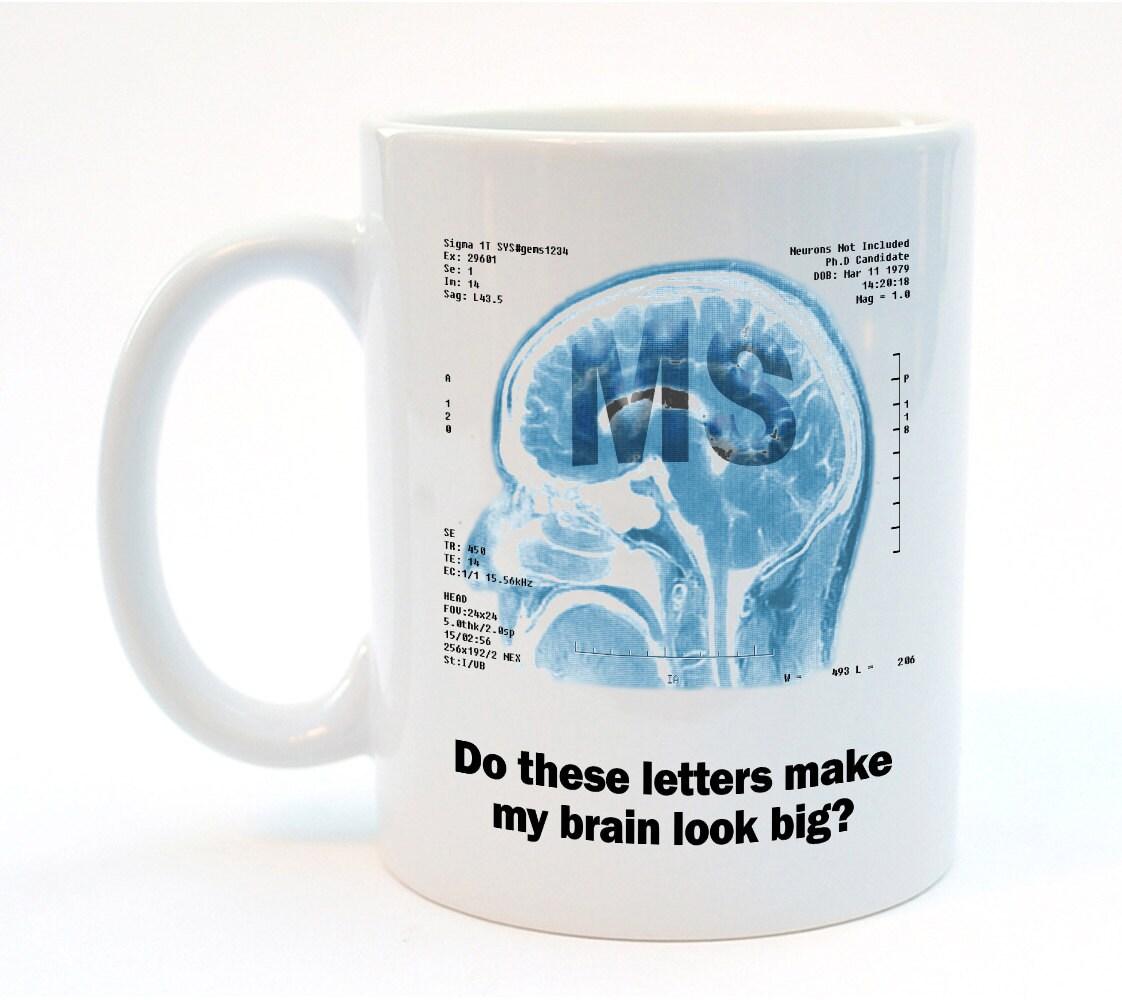 Master Of Science MS Becher lustige Kaffee oder Tee Becher   Etsy