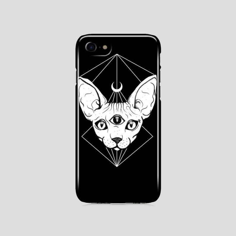 coque iphone 8 goth