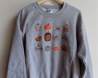 f075351cc95 Halloween sweatshirt