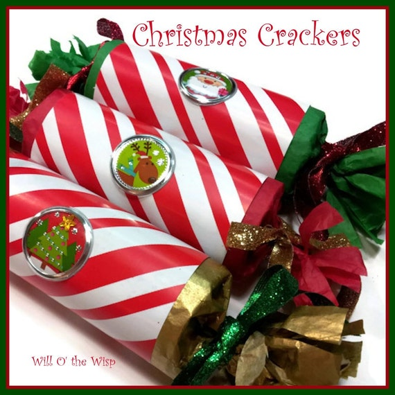"PULLS 12 X CRACKER SNAPS 11/"" 28CM XMAS MAKE YOUR OWN CHRISTMAS CRACKERS BANGS"