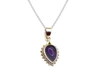 Shaila Isethyst necklace | Ssread Silver
