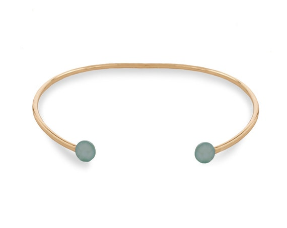Milan Bracelet ? Golden Brass and Swarovski