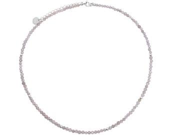 Minerva Labradorite Choker Sterling Silver