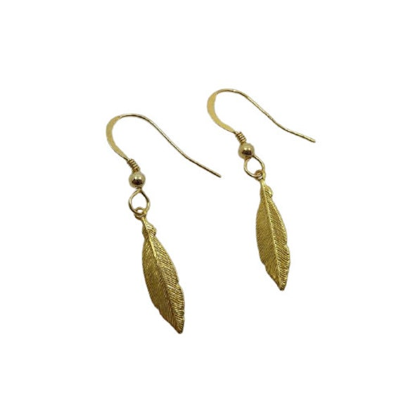 Earrings Pen | Sterling Silver or Gold Plated