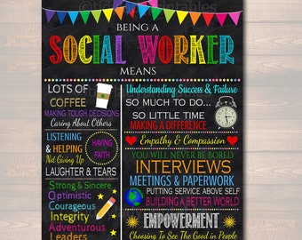 picture relating to Nasw Code of Ethics Printable named Social employee poster Etsy