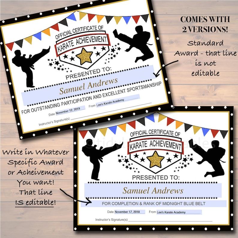 karate certificates templates free.html