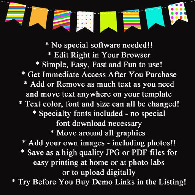 2db6fb1fec0 Editable Fiesta Nacho Average Baby Shower Invitation