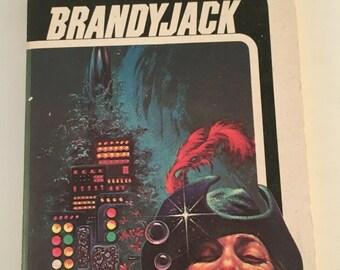 Laser Books #39 Brandyjack by Augustine Funnell Vintage 1976 Paperback Freas